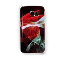 Light abstraction Samsung Galaxy Case/Skin