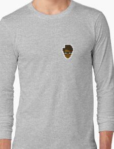 Retro Moss Long Sleeve T-Shirt