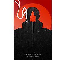 Cowboy bebop - Jet Black Photographic Print
