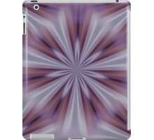 Aubergine Abstraction  iPad Case/Skin