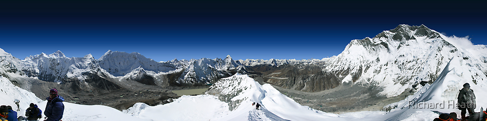 The View by Richard Heath
