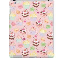 sweet cupcake pattern iPad Case/Skin