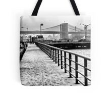 hudson. new york, usa Tote Bag