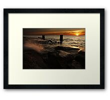 The Life of Water Framed Print