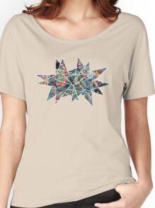 dash blue Women's Relaxed Fit T-Shirt
