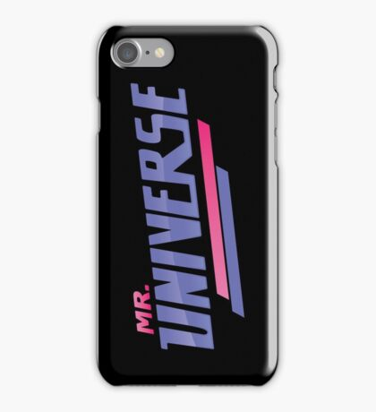 Mr. Universe Tshirt // Steven Universe iPhone Case/Skin