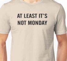 Monday 2 Unisex T-Shirt