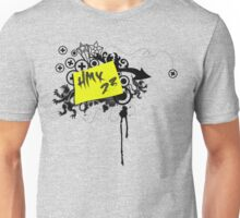 Post It!! HMX 23 Unisex T-Shirt