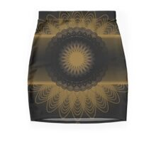 Hyper Doily Mini Skirt