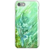 Green Coral iPhone Case/Skin