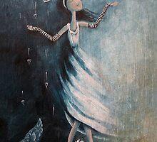 Love rains down on me by Amanda  Cass
