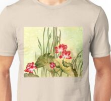 Lotuses in the Grass Unisex T-Shirt