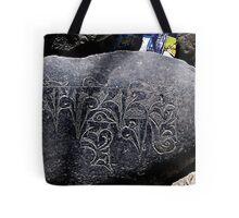 mani stone. mcleod ganj, india Tote Bag
