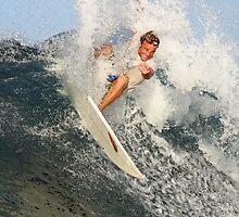 Surfer by Rebecca Conroy