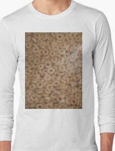 BAG OF O's (Textures) Long Sleeve T-Shirt