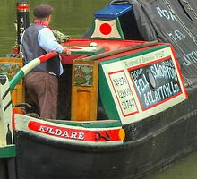 Steering Kildare - Braunston by SimplyScene
