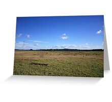Tarro Farmlands Greeting Card