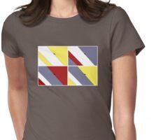 The Birds of Lichtenstein Womens Fitted T-Shirt