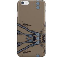 Homescape - Mystic in muted colour iPhone Case/Skin