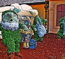 3 Dwarfs by photoshotgun