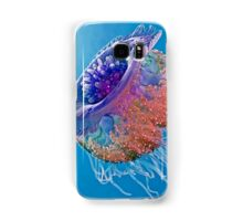 Crown Jellyfish Samsung Galaxy Case/Skin