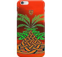 The Dawn of the Celtic Tree of Life No12 iPhone Case/Skin