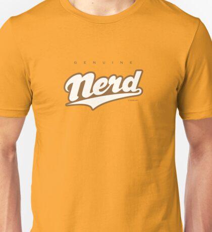 GenuineTee - Nerd (white) T-Shirt