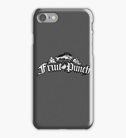 FISH FINGER FRUIT PUNCH iPhone Case/Skin