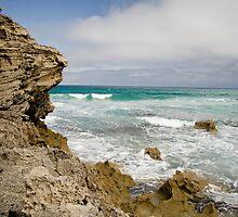 Pennington Bay, KI by Cheryl S