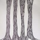 Tree Line by kate conway