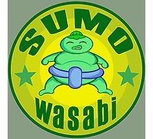 SUMO Wasabi Photographic Print