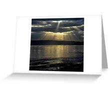 Guiding Light. Greeting Card