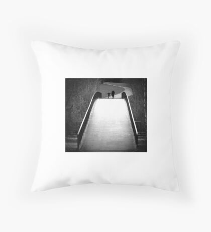 Happiness. Throw Pillow