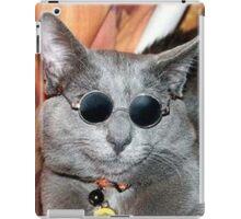 Yoko Kitteh iPad Case/Skin