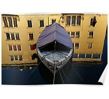 Triest Canal Grande Poster
