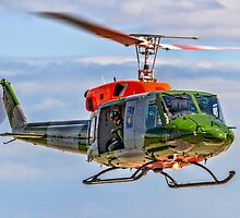 Bell 212EP AH.1 ZK206/A Hovering       by Colin Smedley