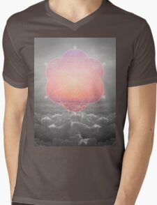 The Sun Is But A Morning Star Mens V-Neck T-Shirt