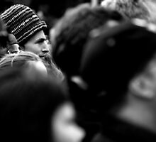 Crowded Face by EmmetS