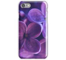 Lilac Macro - L iPhone Case/Skin