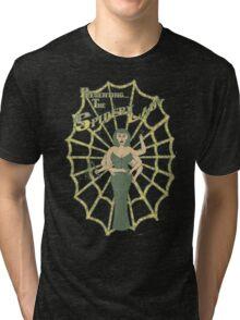 Spider Lady II Tri-blend T-Shirt