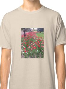 Tuesday Tulips Classic T-Shirt