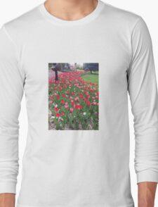 Tuesday Tulips Long Sleeve T-Shirt