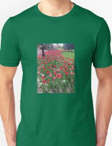 Tuesday Tulips Unisex T-Shirt