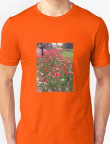 Tuesday Tulips Unisex T-Shirt