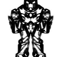 Batman V Superman Armor (exclusive matte vibranium effect) ©peewiedesigns by peewiedesigns