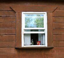 Pantry Window by AuntieJ