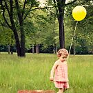 The Yellow Balloon #2 by Melissa Arel Chappell