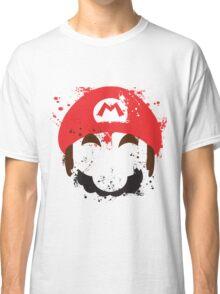 Super Mario Splash  Classic T-Shirt