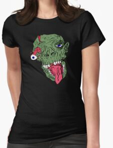 Greenskull Womens Fitted T-Shirt