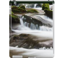 Rushing waters iPad Case/Skin